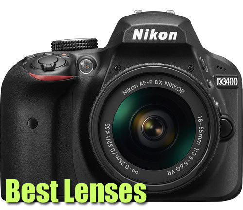 Nikon D3400 Best Lenses image