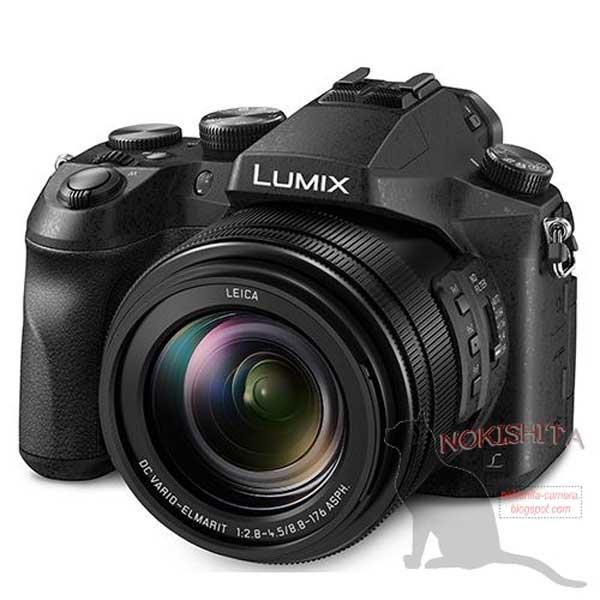 Panasonic FZ2000 camera image