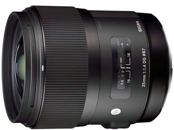 Sigma 35mm F1.4 ARt Lens image