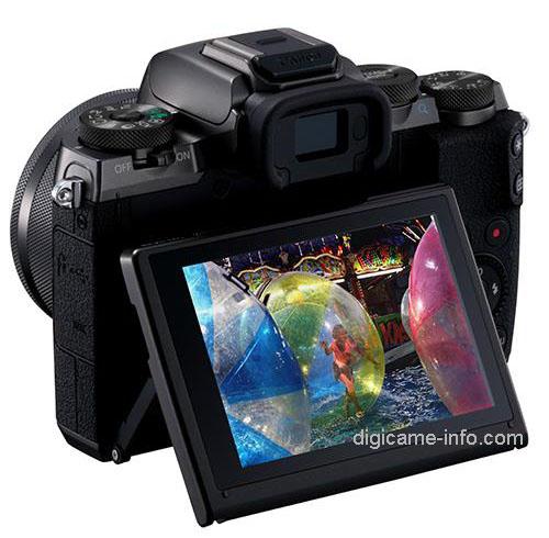 Canon EOS M5 image