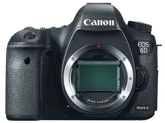 Canon 6D Mark II on April