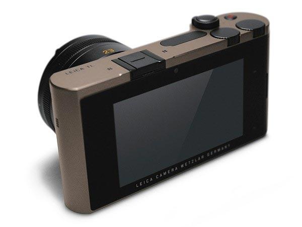 Leica TL back image