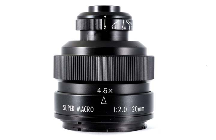4.5X Zoom Lens image