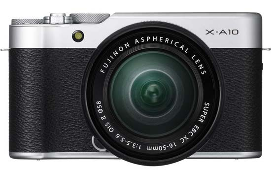 fuji-x-a10-front-image