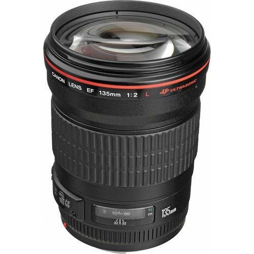 Canon 135mm lens image