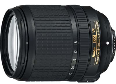 Nikon 18-140mm Lens Image
