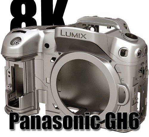 Panasonic GH6 8K