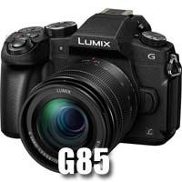 Panasonic G85 image