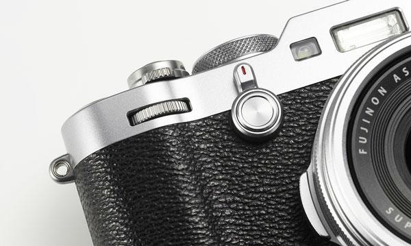 Fuji X100F camera