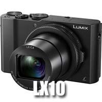 Panasonic lX10 image