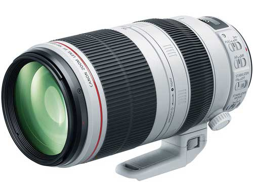 Canon best L series Zoom Lens Image