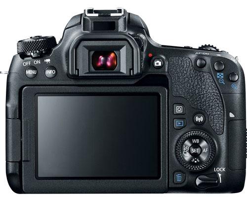 Canon 77D back image