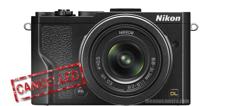 Nikon DL camera image