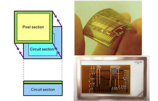 Fuji sensor circuit image