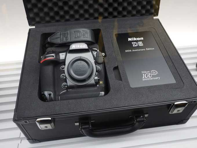 Nikon D5 special edition