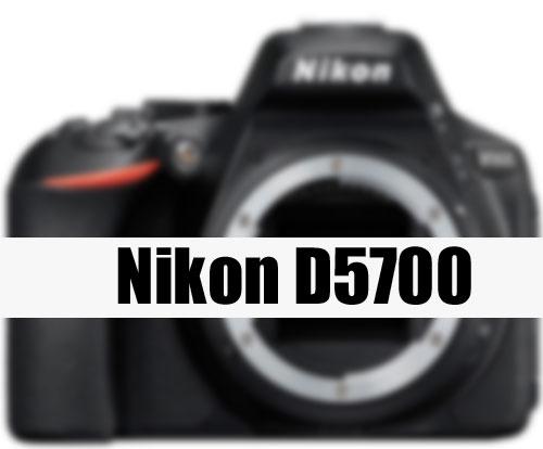 Nikon D5700