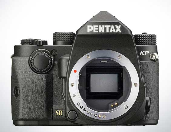 Pentax KP High ISO test image and analysis