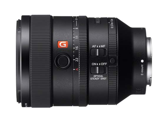 Canon 100mm lens image