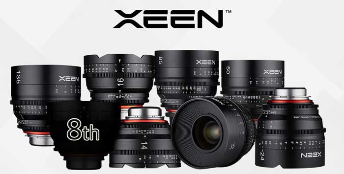 Xeen lens coming soon image