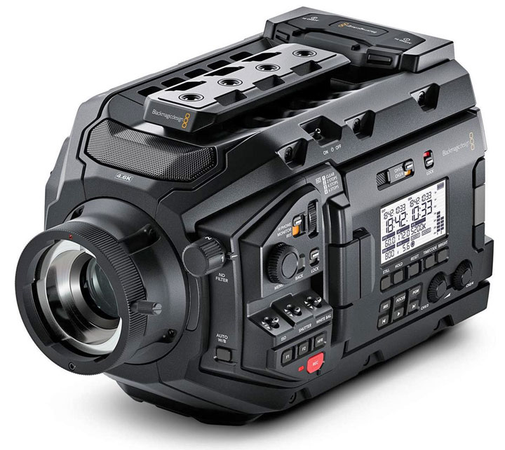 Blackmagic New Camera