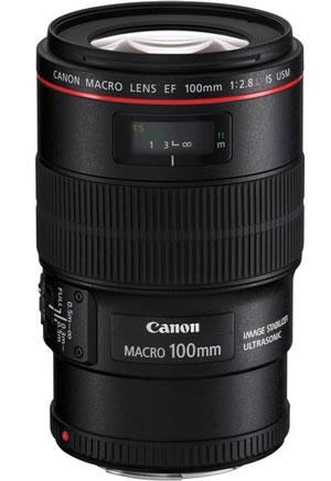 Canon 100mm lens macro