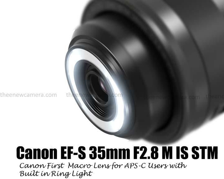 Canon Macro Lens Coming