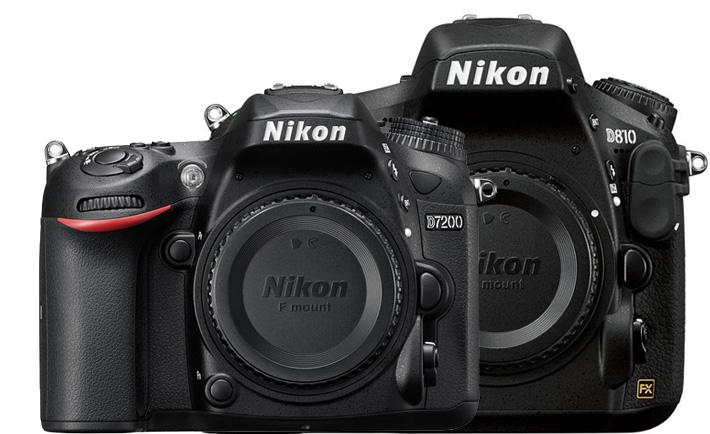 Nikon D7300 vs Nikon D850 image
