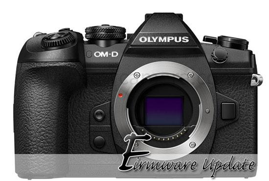 Olympus Firmware Update