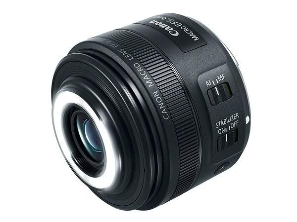 Canon 35mm macro lens image