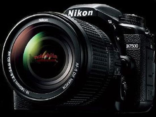 Nikon D7500 camera image