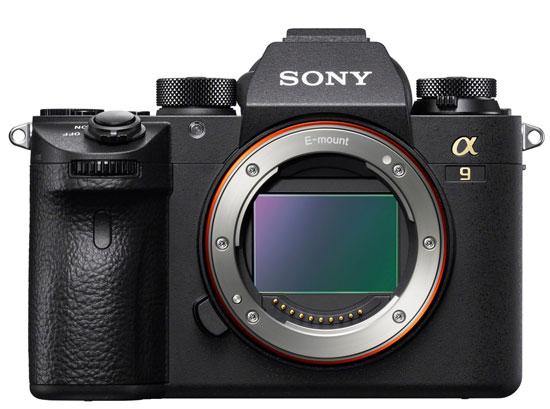 Sony A9 image
