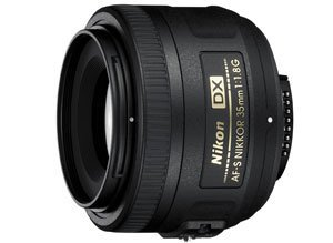Nikon 35mm lens image