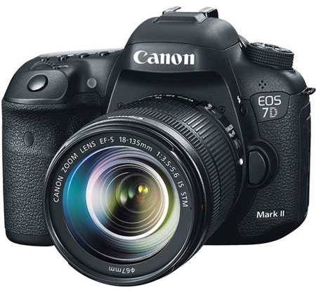 Canon 7D Mark II image
