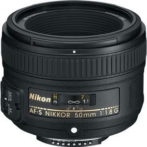 Nikon 50mm Lens image