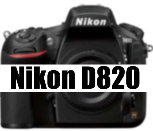 Nikon-D820