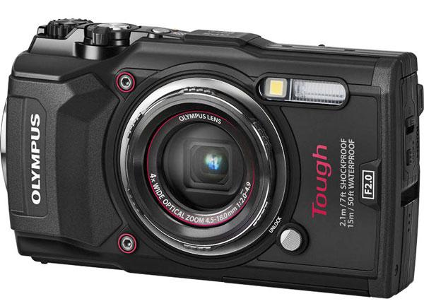 Olympus TG-5 camera image