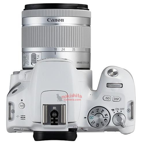 Canon 200D SL2 Top image
