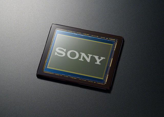 Sony sensors