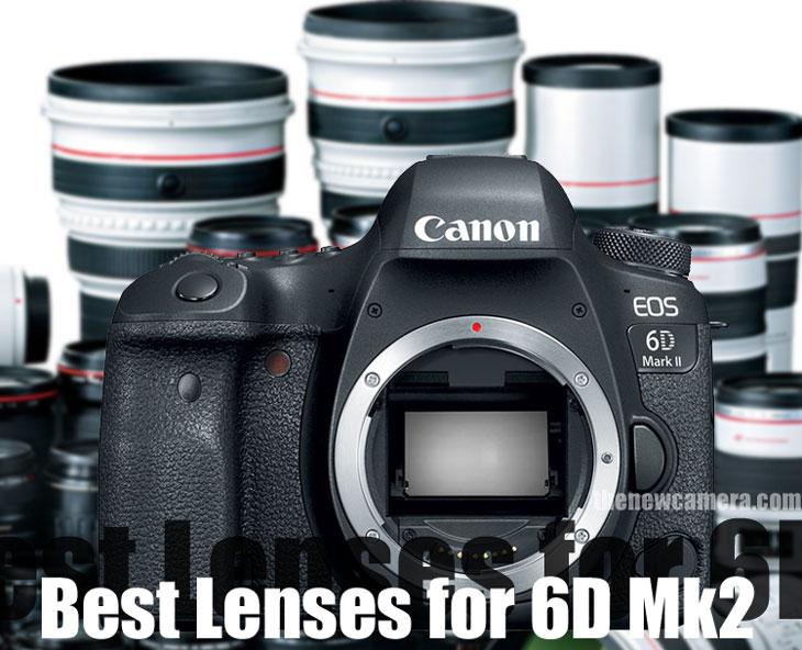 Canon 6D Mark II lenses