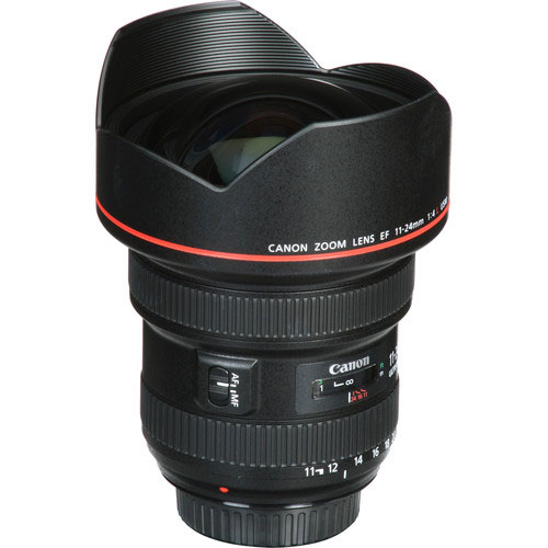 Canon 11-24mm lens image