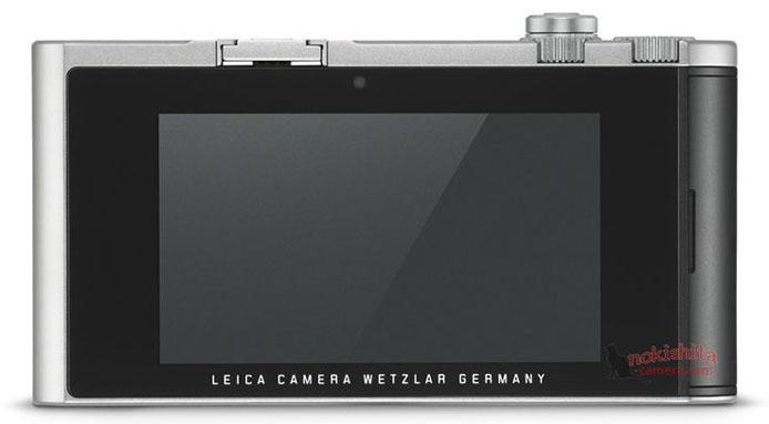 Leica TL2 back image