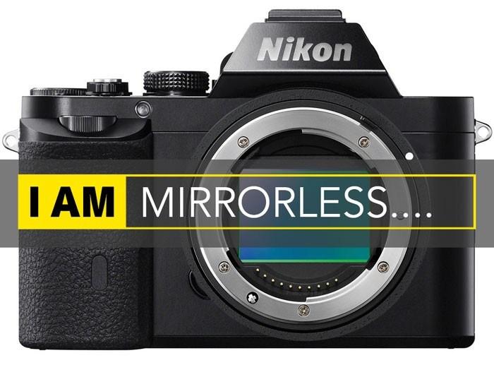 Nikon Mirrorless Camera