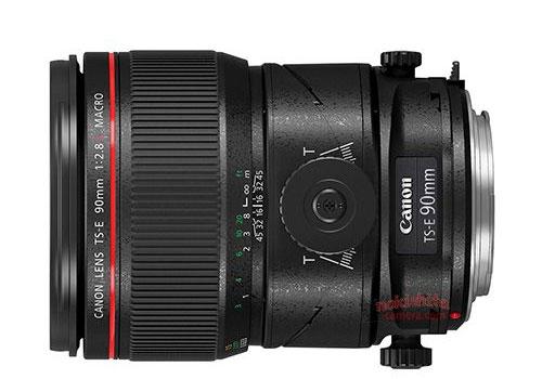 Canon 80mm lens