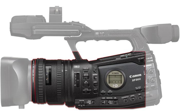 Canon XF image