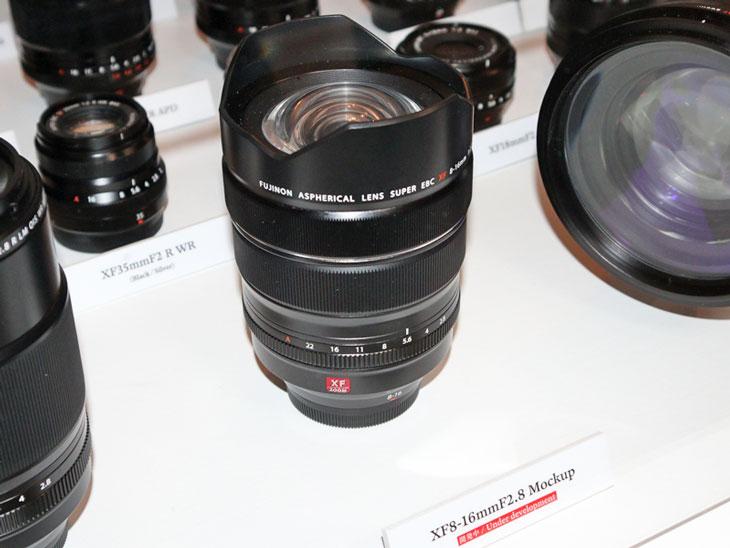 Fuji lens image