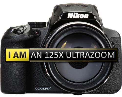 Nikon 125X