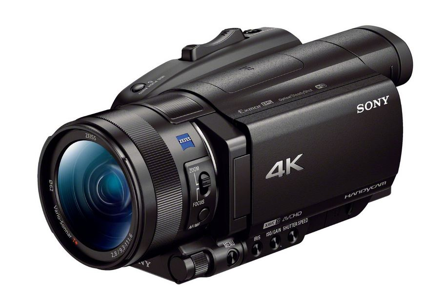 Sony upcoming camcorder image