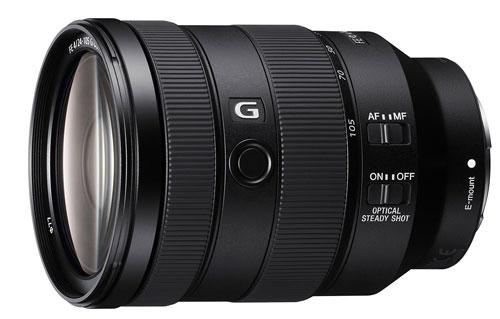 24-105mm F4 lens image