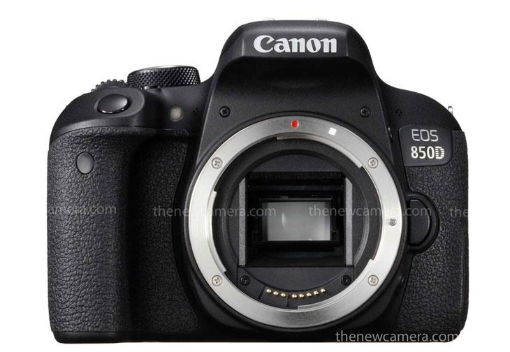 Canon 850D creative image