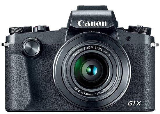 Canon G1X Mark III camera
